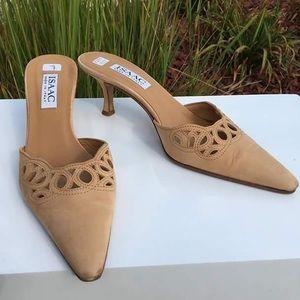Isaac Mizrahi Italian Leather Heels